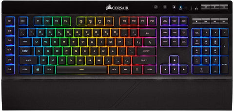 Corsair K57 Wireless RGB Gaming Keyboard - PC Games