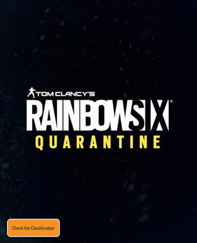 Tom Clancy's Rainbow 6 Siege Quarantine - Xbox Series X