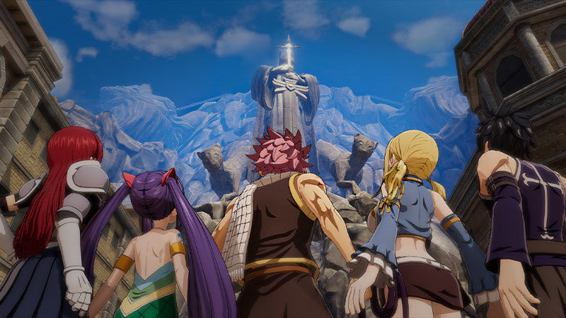 Fairy Tail - Nintendo Switch