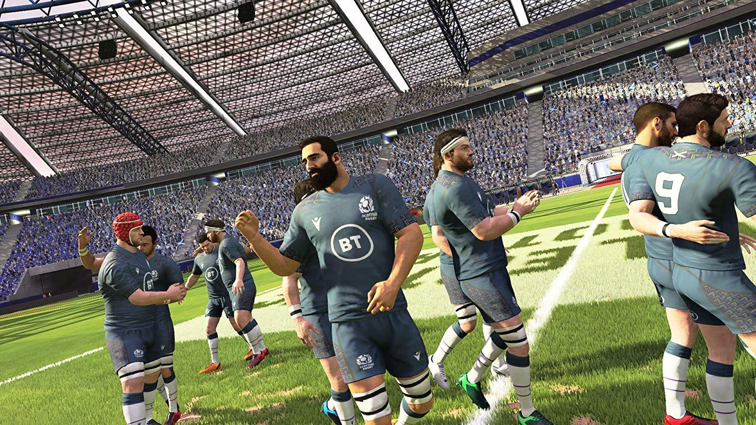 Rugby 20 - PS4