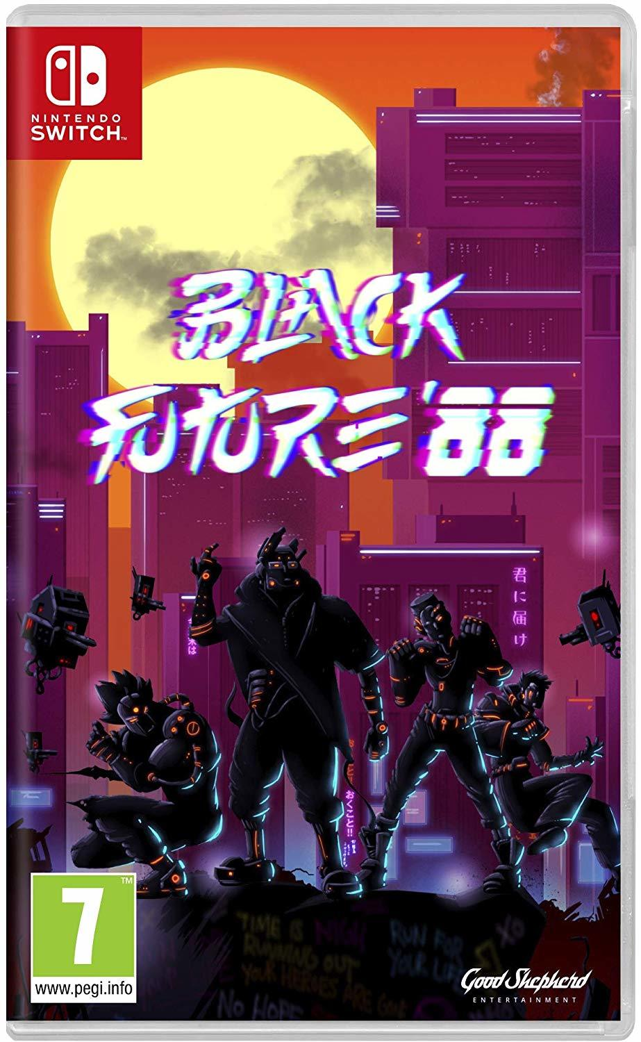 Black Future '88 - Nintendo Switch