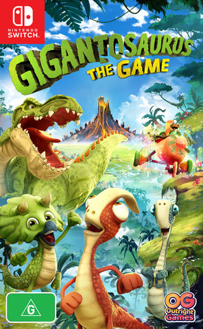 Gigantosaurus: The Game - Nintendo Switch