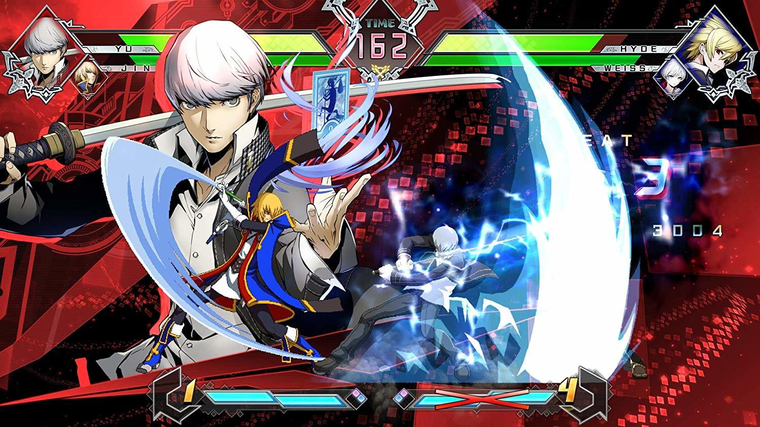 Blazblue Cross Tag Battle 2 - PS4