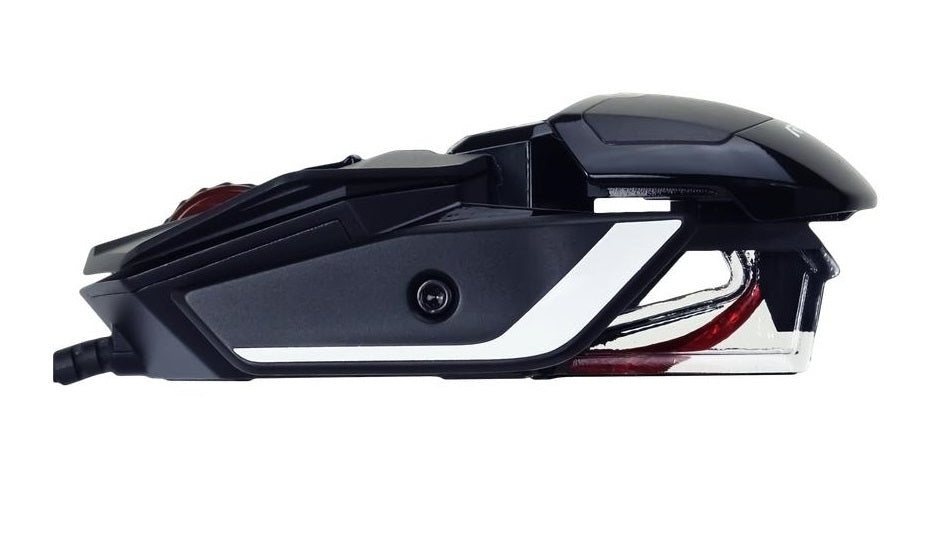 Mad Catz R.A.T. 2+ Gaming Mouse (Black) - PC Games