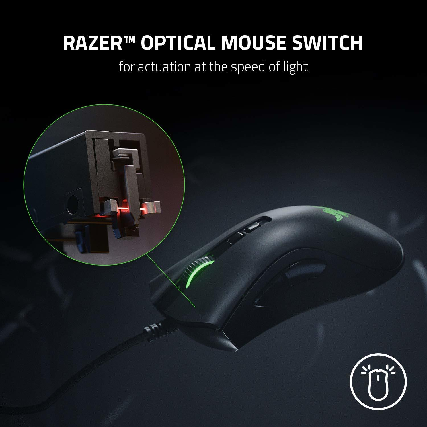 Razer DeathAdder V2 Gaming Mouse - PC Games