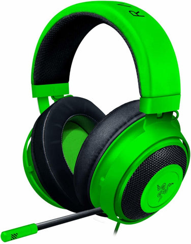 Razer Kraken Multi Platform Gaming Headset (Green) - PC Games