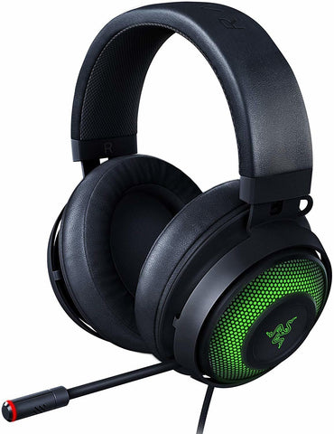 Razer Kraken Ultimate Surround Sound Gaming Headset - PC Games