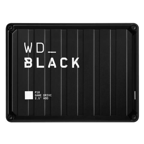 2TB WD Black P10 Game Drive for PS4, Xbox One, PC & Mac
