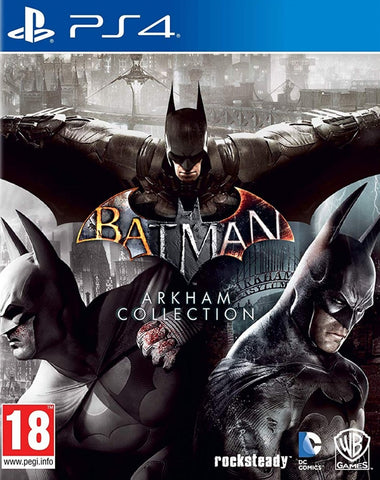 Batman Arkham Collection Edition - PS4