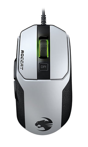 ROCCAT Kain 102 Gaming Mouse - White - PC Games