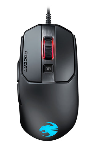 ROCCAT Kain 120 Gaming Mouse - Black - PC Games