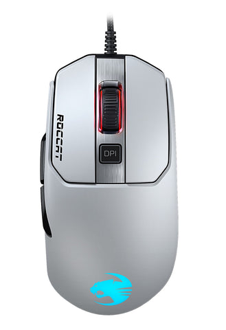 ROCCAT Kain 122 Gaming Mouse - White - PC Games