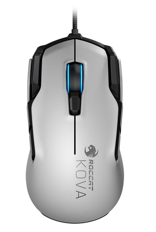 ROCCAT Kova Gaming Mouse - White - PC Games