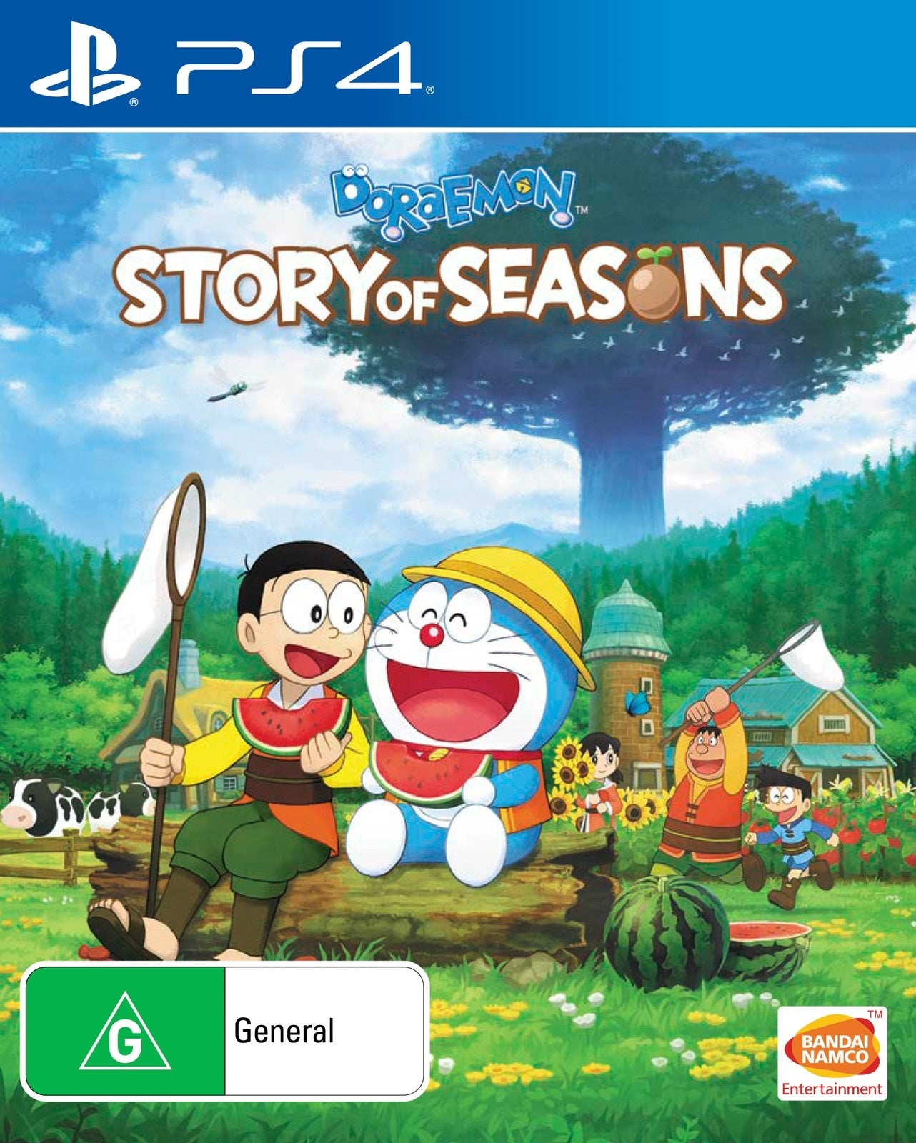 Doraemon Story of Seasons - PS4