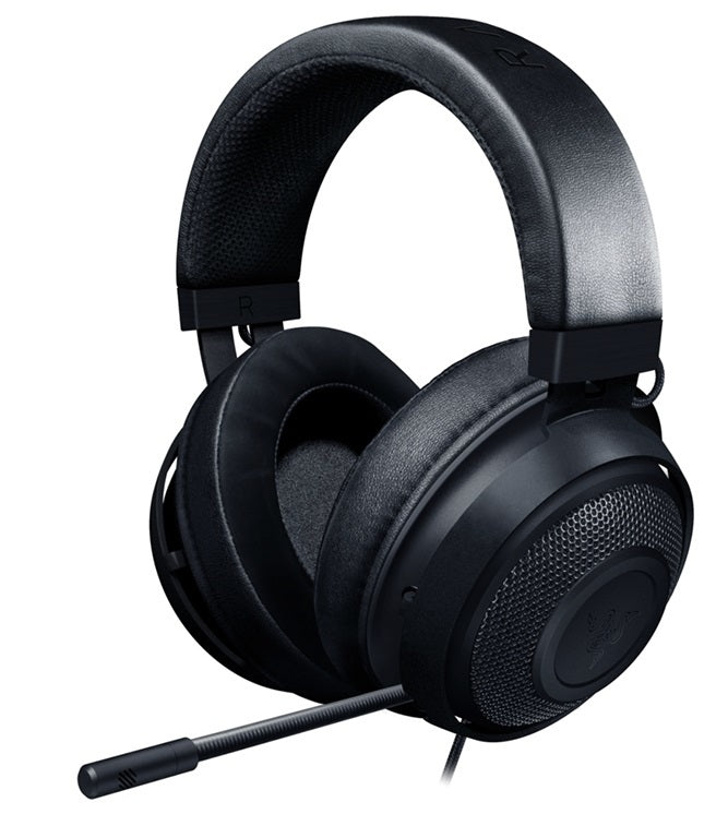 Razer Kraken Multi Platform Gaming Headset (Black) - PC Games