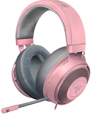 Razer Kraken Multi Platform Gaming Headset (Quartz) - PC Games