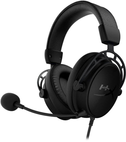HyperX Cloud Alpha S Gaming Headset (Blackout) - PC Games