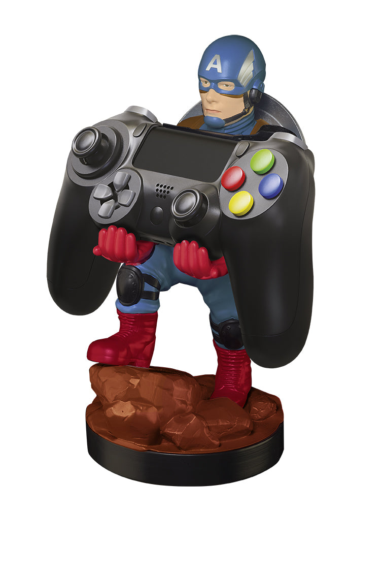 Cable Guy Controller Holder - Captain America - PS4