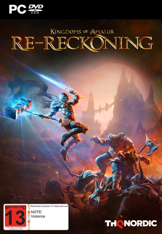 Kingdoms of Amalur: Re-Reckoning - PC Games