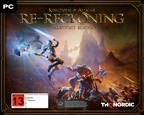 Kingdoms of Amalur: Re-Reckoning Collector's Edition - PC Games