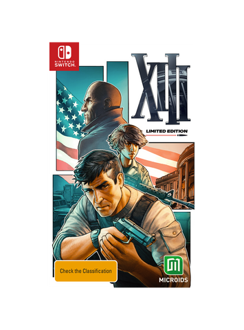 XIII Limited Edition - Nintendo Switch