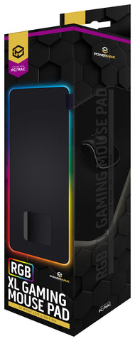 Powerwave RGB XL Gaming Mouse Pad - PC Games