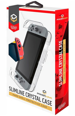 Powerwave Switch Slimline Crystal Case - Nintendo Switch