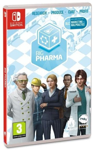 Big Pharma Special Edition - Nintendo Switch