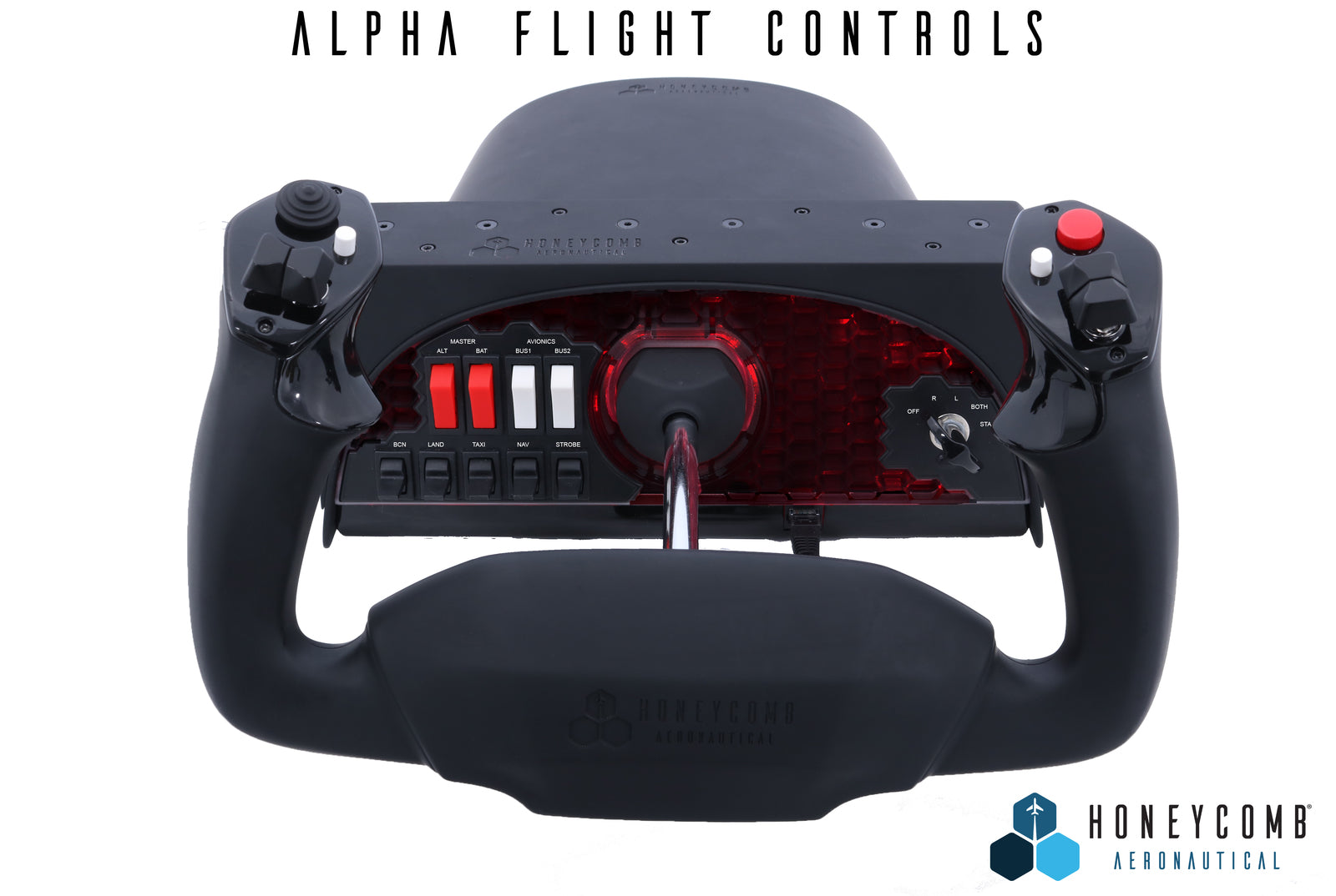 Honeycomb Alpha Flight Controls - PC Games