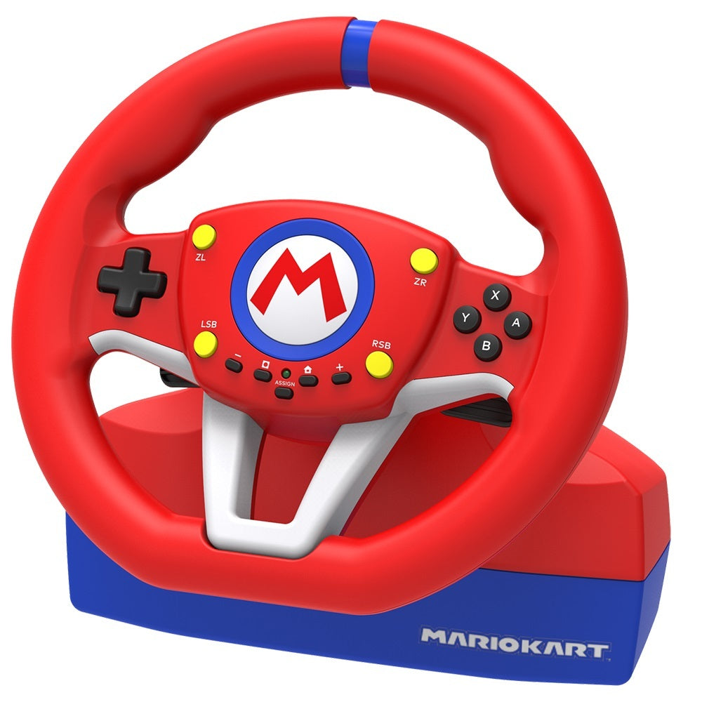 Switch Mario Kart Racing Wheel Pro (Mini) by Hori - Nintendo Switch