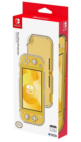 Hori Switch Lite DuraFlexi Protector (Clear) - Nintendo Switch
