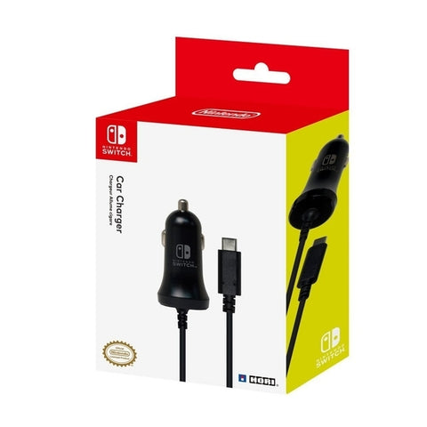 Switch High Speed Car Charger by Hori - Nintendo Switch