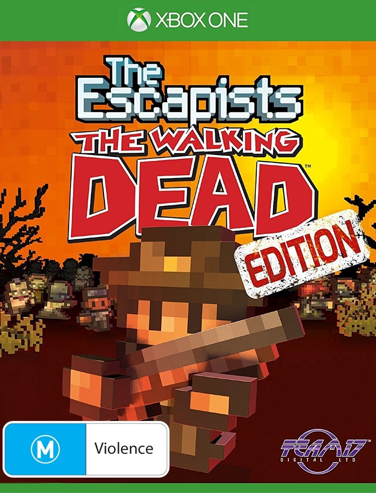 The Escapists: The Walking Dead - Xbox One