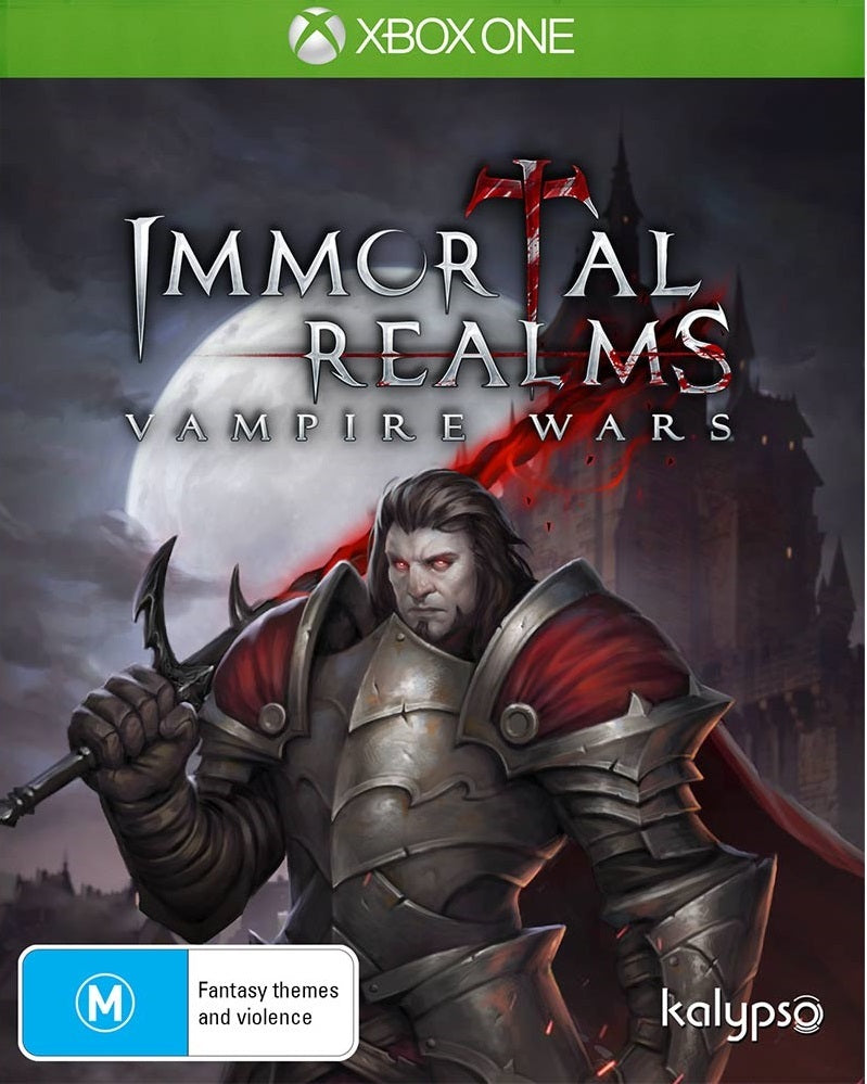 Immortal Realms: Vampire Wars - Xbox One