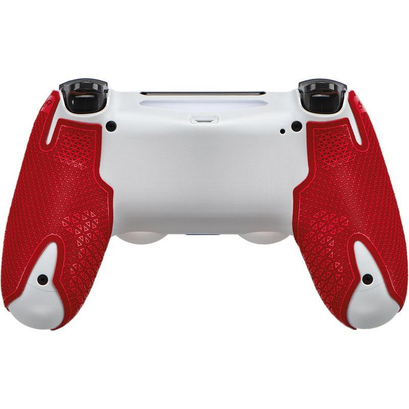 Lizard Skins DSP Controller Grip for PS4 (Crimson Red) - PS4