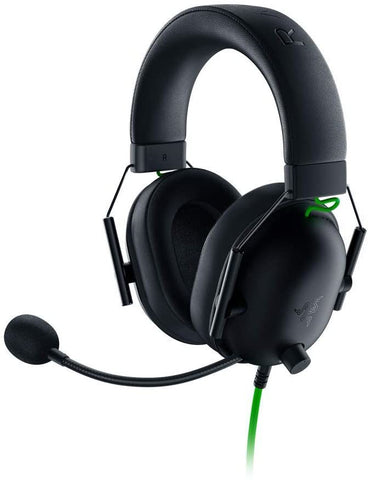 Razer BlackShark V2 X Wired Esports Gaming Headset - PC Games