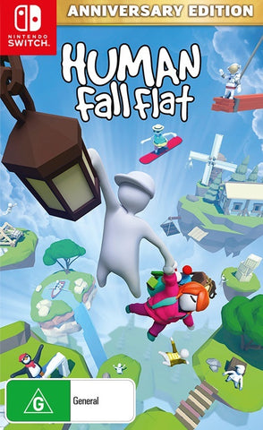 Human Fall Flat: Anniversary Edition - Nintendo Switch