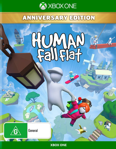 Human Fall Flat: Anniversary Edition - Xbox One