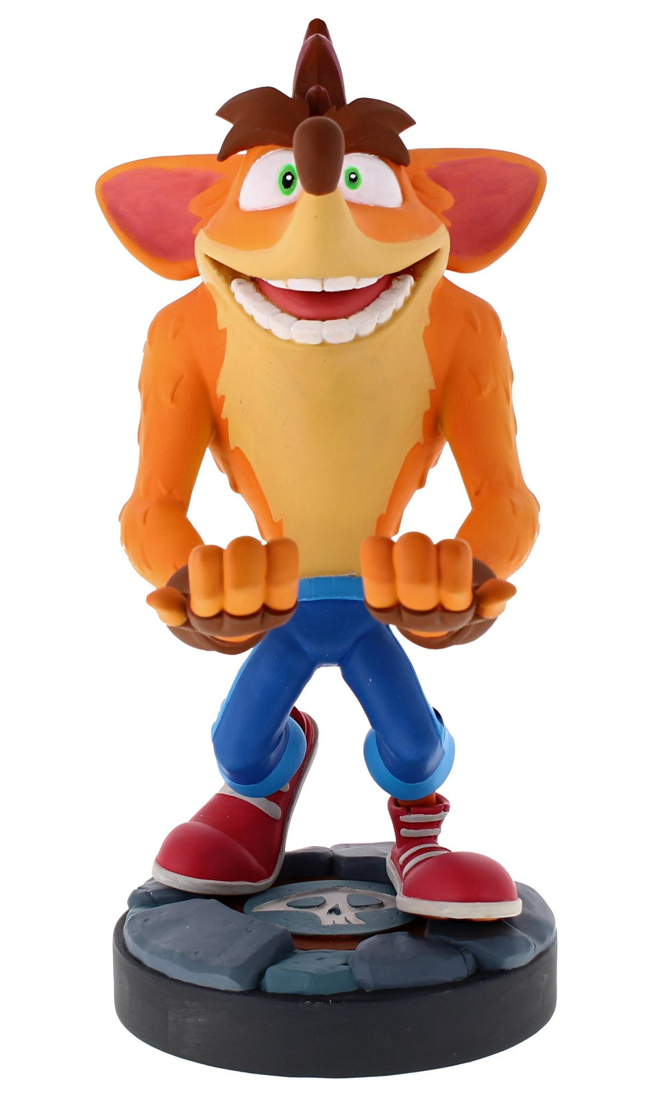 Cable Guy Controller Holder - Crash Bandicoot 4 - PS4