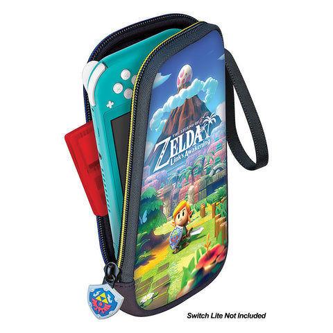 Nintendo Switch Lite Game Traveler Slim Travel Case (Links Awakening) - Nintendo Switch
