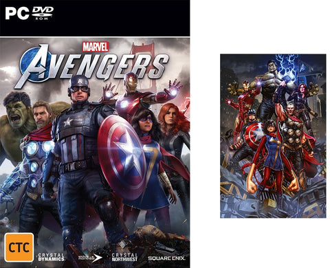 Marvel's Avengers - PC Games