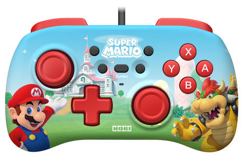 Hori Switch Wired HORIPAD (Super Mario) - Nintendo Switch