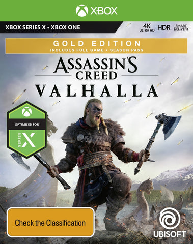Assassin's Creed Valhalla Gold Edition - Xbox One