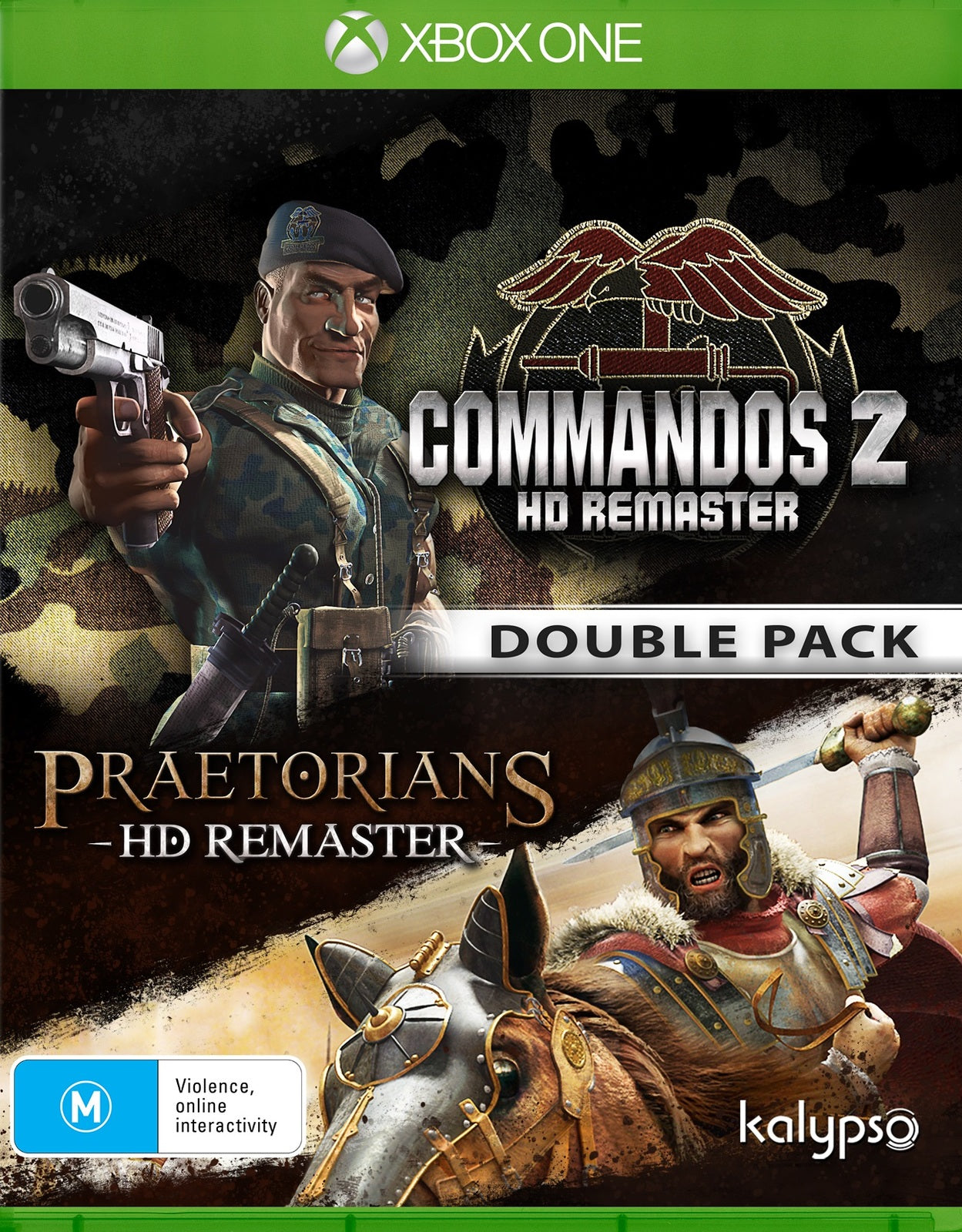 Commandos 2 & Praetorians Double Pack HD Remaster - Xbox One