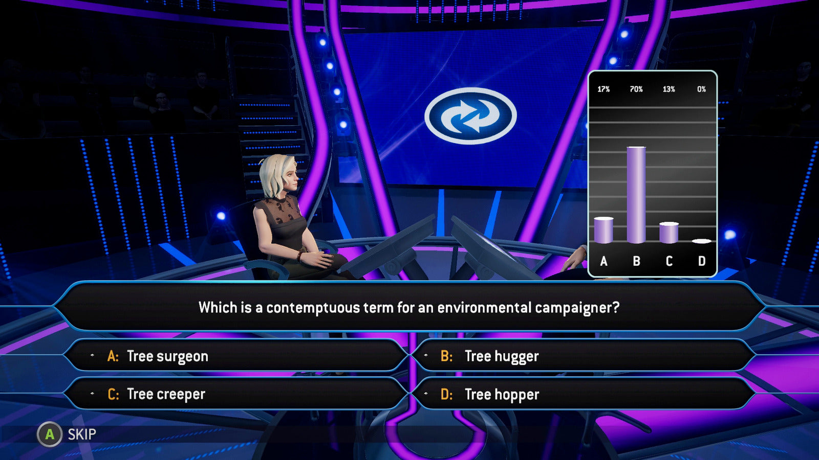 Who Wants To Be A Millionaire - PS4