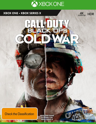 Call of Duty Black Ops: Cold War - Xbox One