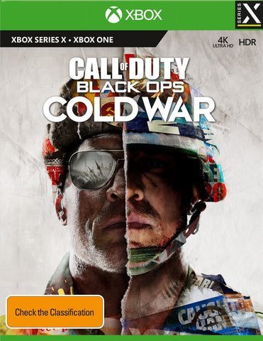 Call of Duty Black Ops: Cold War - Xbox Series X