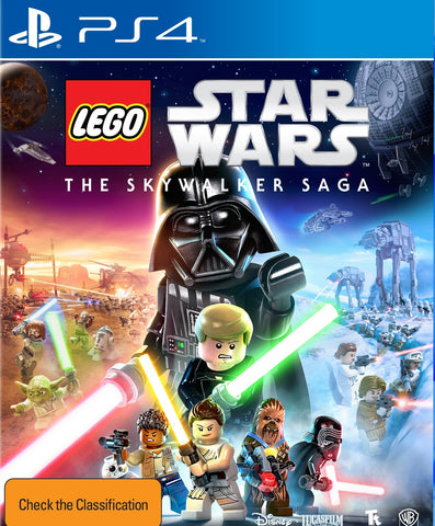 LEGO Star Wars: Skywalker Saga - PS4