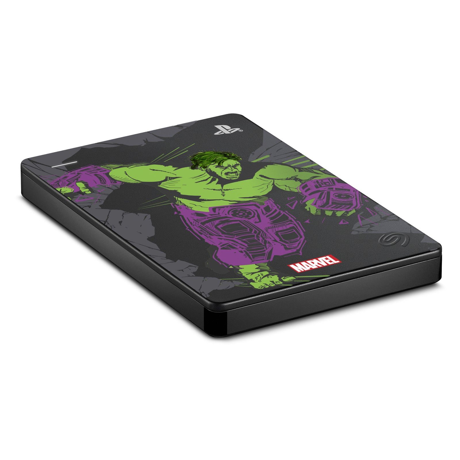 2TB Seagate Marvel's Avengers Game Drive for PlayStation 4 (Hulk)