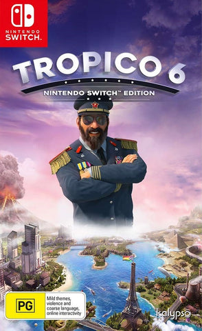 Tropico 6 - Nintendo Switch